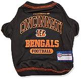 Pets First Cincinnati Bengals T-Shirt, Small