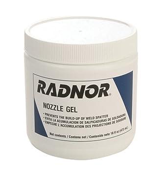 Amazon.com: Radnor 16 Ounce Jar Nozzle Gel: Beauty