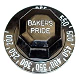 Bakers Pride BAKERS PRIDE S1055X Dial 2 Dia Off-550-200 Mount .187'' Flat Down For Oem 221204
