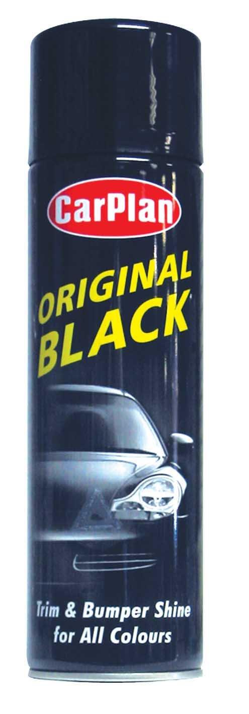 CarPlan OBS500 Original Black 500ml BPSCP06717-OBS500