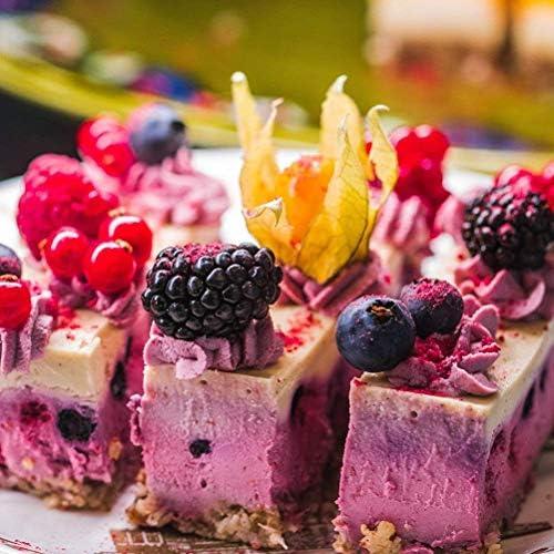 Molde rectangular grande de silicona, 2 unidades, 8 cavidades, molde para hornear para panecillos de muffin Brownie Cornbread Cheesecake Pudding Cake y Jabón, 10.5 x 8.35 x 0.8 pulgadas: Amazon.es: Hogar