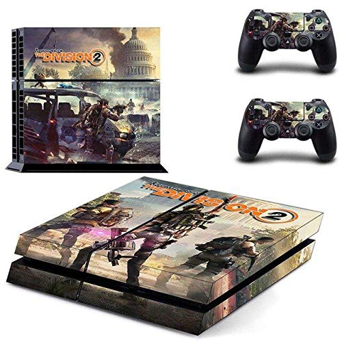 Gaming - PS4 Skin Console - PS4 Controller Skin Cover Vinyl Decal Protective by SuperSkin_Store