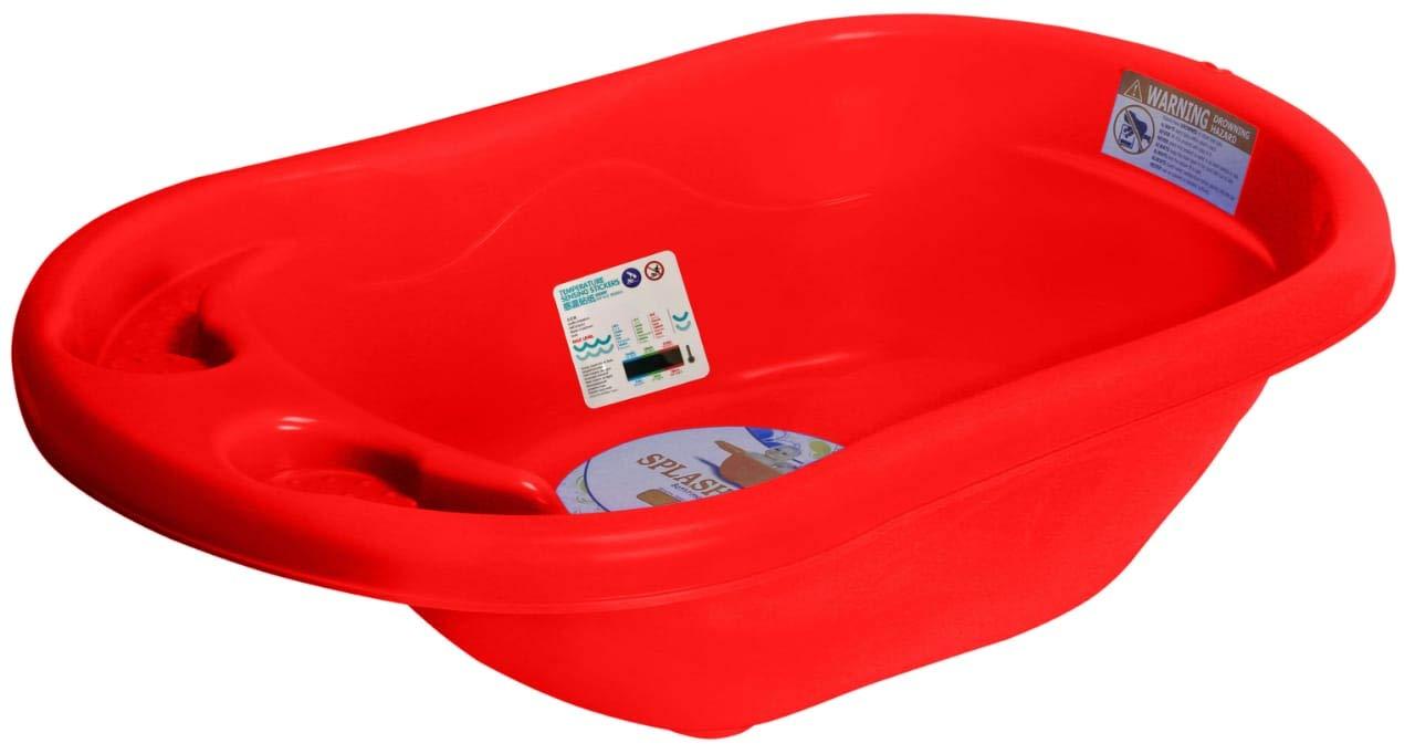 Sunbaby Splash Bathtub with Temperature at Amazon