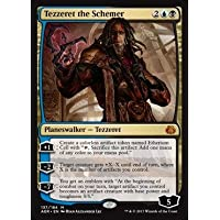 Magic: the Gathering - Tezzeret the Schemer - Tezzeret il Manipolatore - Aether Revolt