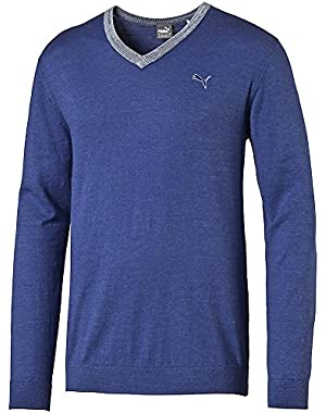 Golf 2017 Men's V Neck Sweater