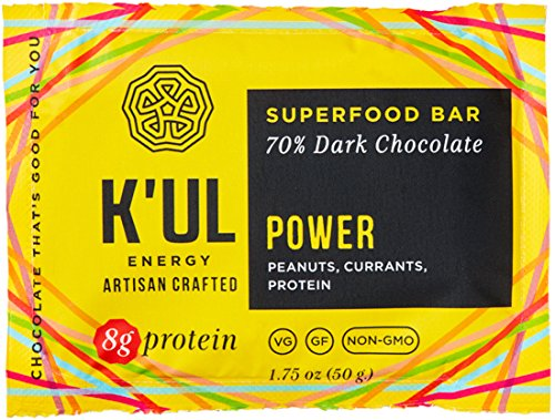 Superfood snack bar