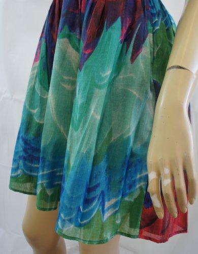 Einfarbig CoastDamen Blue Blau Floral Kleid qCFYwv7