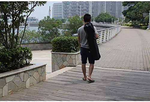 Lw yychair Silla Mecedora, Pesca Respaldo Silla Plegable de Peso Ligero, sillas portátiles al Aire Libre Cubierta con Mochila de Camping, Tumbona de Playa al Aire Libre/Inicio