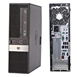 HP RP5800 SFF, Intel Core i5-2500 3.30 GHz, 4 GB DDR3, 250 GB, Windows 7 Pro, Negro Reacondicionado (Renewed)