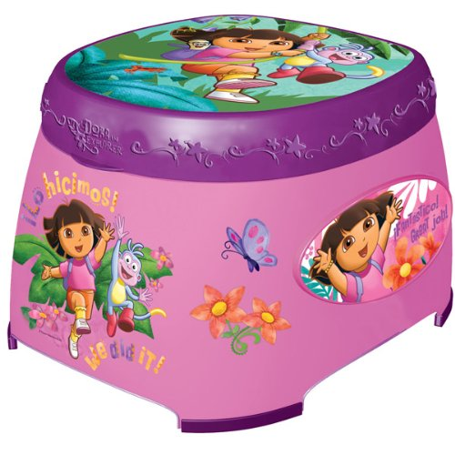 Dora the Explorer Multi-functional Potty Chair (New)