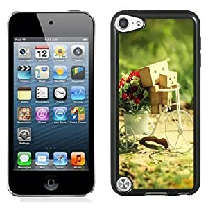 New Personalized Custom Designed For iPod Touch 5th Phone Case For Box Man Father and Son Phone Case Cover Kimberly Kurzendoerfer