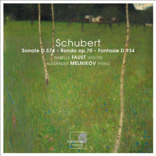 Schubert: Duos pour piano et violon