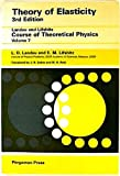 Theory of Elasticity 9780080339160