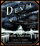 img - for By Larson, Erik The Devil in the White City: Murder, Magic, and Madness at the Fair That Changed America Unabridged Edition Audio CD book / textbook / text book