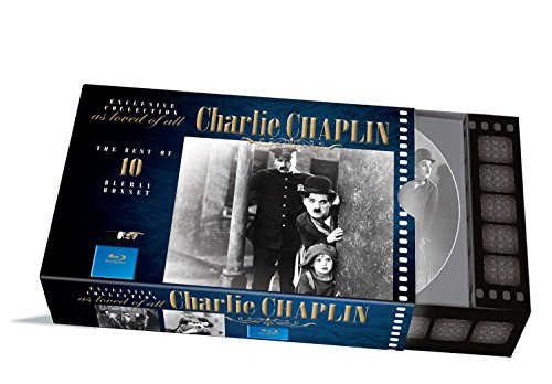 Charles Chaplin Collection - 10-Disc Box Set ( The Kid / A Woman of Paris / The Gold Rush / The Circus / City Lights / Modern Times / The Great Dicta [ NON-USA FORMAT, Blu-Ray, Reg.B Import - Sweden ] (Lights Chaplin City)