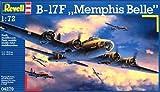 Revell of Germany B-17F Memphis Belle Plastic Model Kit