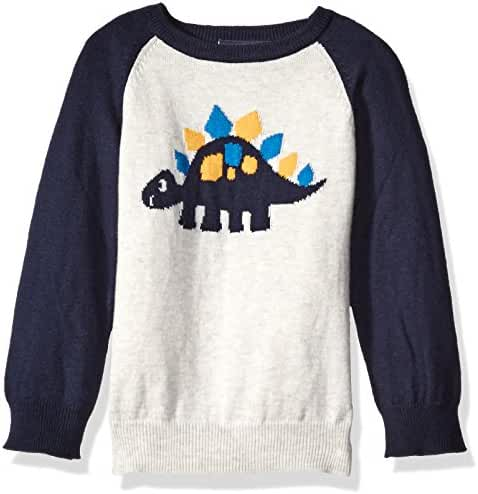 The Children's Place Baby Boys' Intarsia Sweater