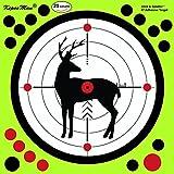 Best Target Instantly - Splatterburst Targets, 8 Inch Reactive Shooting Targets Review