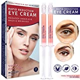 Rapid Reduction Eye Cream for Rapidly Reducing Bagginess, Puffiness, Dark Circles and Wrinkles