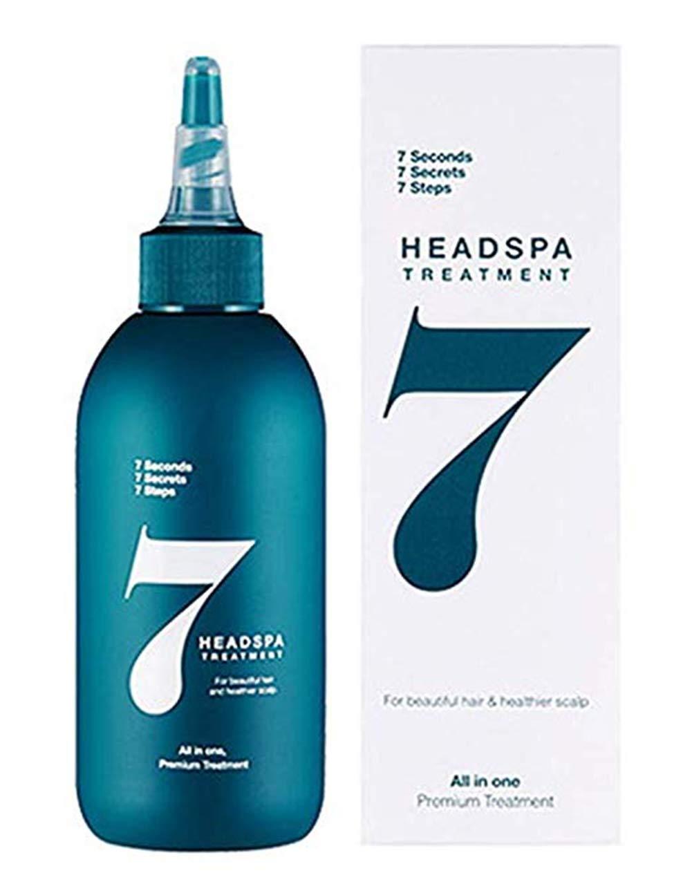 Headspa7 Anti-Thinning Treatment Hair Growth Conditioner Treatment for Hair Loss Natural Thickening Volume Conditioner for Fine Hair Volumizing Deep Treatment for Thinning Color Treated Hair, All Hair by Headspa7