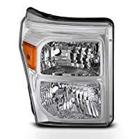 For [Passenger Side OE Direct Replacement] 2011-2016 Ford SuperDuty Pickup Truck Headlights Lamp
