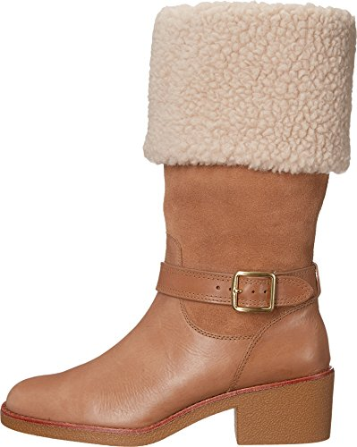 Buy coach brown leather boots