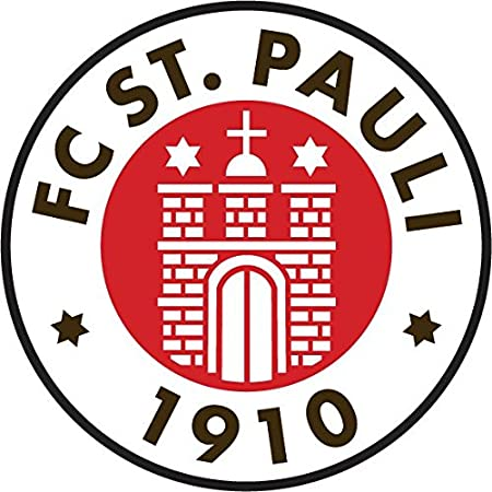 St Pauli Fc Germany Soccer Football Car Bumper Sticker Decal 12 X 12