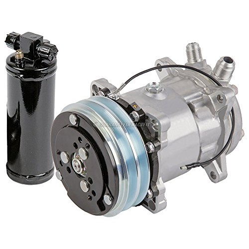 (OEM AC Compressor w/A/C Drier For Renault Alliance & Encore - BuyAutoParts 60-87906R4 New)