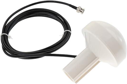 Antena Marina GPS, Conector BNC Macho Antenas para Garmin ...