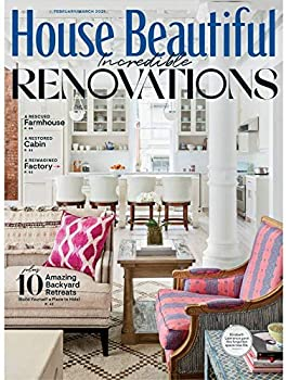 1-Year House Beautiful Magazine Subscription