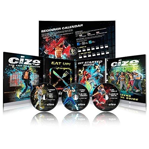 Shaun T's CIZE Dance Workout 6DVDs Kit