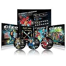 CIZE Dance Workout Base Kit - 6 DVDs