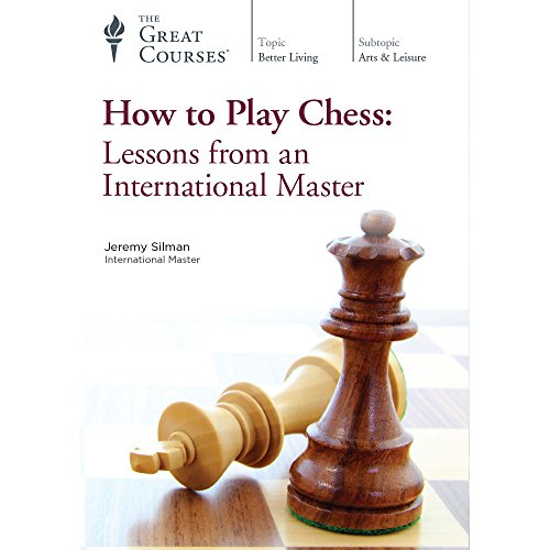 Lessons from an International Master - Jeremy Silman, International Chess Master