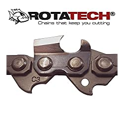 Genuine Rotatech 16-Inch, Semi Chisel Chain Saw Ch