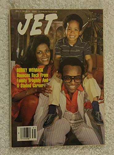 Bobby Womack Bounces Back from Family Tragedy & a Stalled Career - Jet Magazine - August 2, 1982