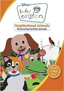 Baby Einstein - Neighborhood Animals