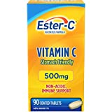 Ester-C 500MG Coated Tablets 90 count