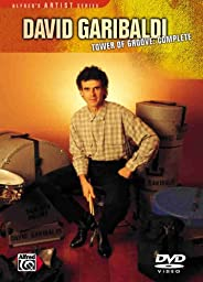 David Garibaldi -- Tower of Groove Complete (DVD)