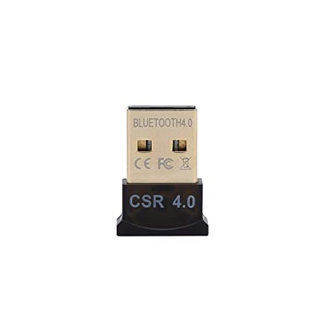 Microadaptador Vitalitim USB, Bluetooth 4.0, bajo consumo, para PC con Windows