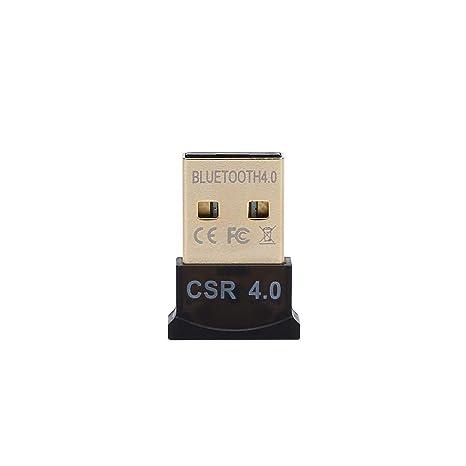 Microadaptador Vitalitim USB, Bluetooth 4.0,bajo consumo, para PC con Windows