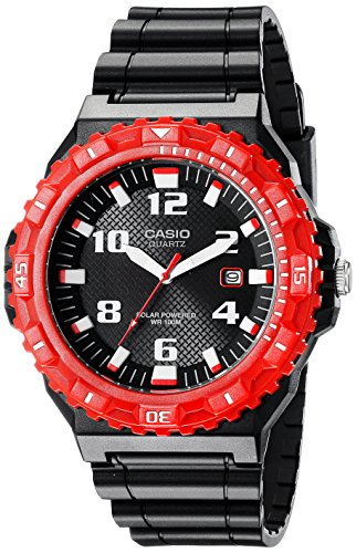 Casio MRW S300H 4BVCF Tough Solar Watch