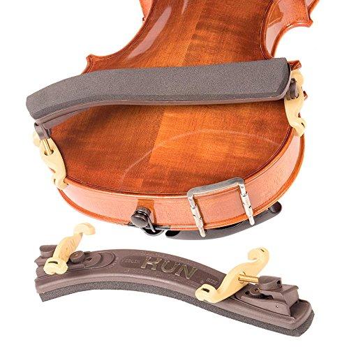 Kun Collapsible Junior Shoulder Rest for 1/2 - 3/4 Violin by Kun