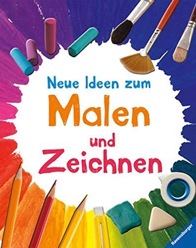 Neue Ideen Zum Malen Und Zeichnen 9783473556472 Amazon Com Books
