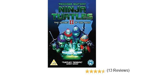 Teenage Mutant Ninja Turtles - II - The Secret of The Ooze ...