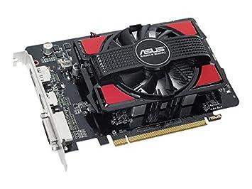 ASUS AMD Radeon R7 250 1GB DDR5 128-Bit DisplayPort HDMI DVI Graphics Card  R7250-1GD5-V2