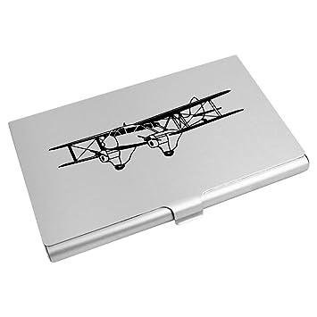 Avion Dragon Rapide Porte Carte De Visite Crdit CH00011358