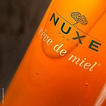 NUXE R ve de Miel Face and Body Ultra-Rich Cleansing Gel, 13.5 Fl Oz