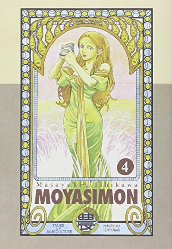 Moyasimon. Tales of agriculture vol. 4