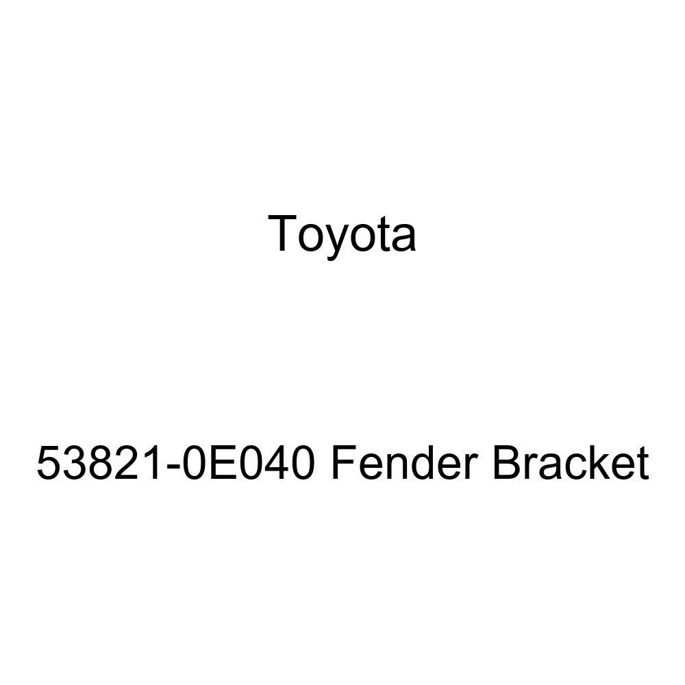 Genuine Toyota 53821-0E040 Fender Bracket