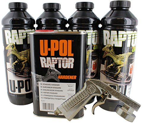 U-POL Tintable TRUCK BED LINER SPRAY COATING-Bedliner